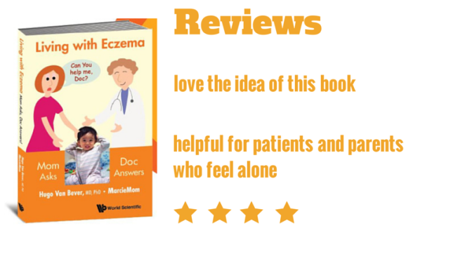 Living with Eczema Book